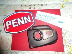 PENN 650SS HOUSING COVER USED PENN PART 45-650 WITH GEAR RATIO DECAL PENN USA