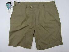 Greg Norman Golf green  Linen Cotton Men's Shorts size 41