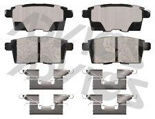 Disc Brake Pad Set-Ultra-Premium OE Replacement Rear ADVICS AD1259