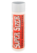 SUPER SIZER PENIS MASSAGE CREAM ENLARGEMENT GROWTH BIGGER Erection Gel 200ml