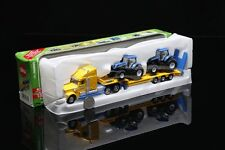 Toy Model Siku Truck with Tractors 1:87 Metal & Plastic Parts + GIFT!!