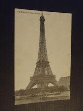 CPSM Paris La Tour Eiffel