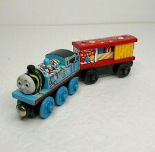 Thomas Wooden Train Wooden Take N Play Happy Birthday Thomas & Box Car