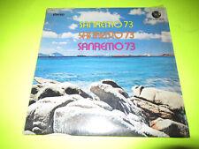 SANREMO 73 VARIOUS ARTIST LP SHRINK EX ITALY