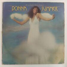 Donna Summer – A Love Trilogy - Atlantic – Vinyl, LP, Album, Partially Mixed