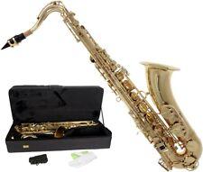 UK Tenor saxophone Bb, B Fis MTST0031G M-tunes - Gold