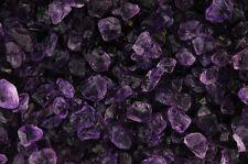 Amethyst - Untrimmed Facet Rough - 'A' Color - 125 Carat Lot