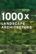 1000x Landscape Architecture, Braun Publishing AG (COR), New Books