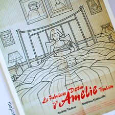 Le fabuleux destin d'Amélie Poulain Art Print signed numbered 40 Amelie Movie