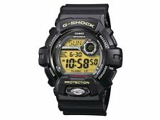 G-8900-1D MENS CASIO G-SHOCK DIGITAL ANALOG RESIN BAND BLACK NEW PACKY 200M HOT