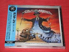 GAMMA RAY Sigh No More Anniversary Edition JAPAN 2 CD SET
