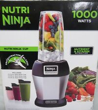 Nutri NINJA Professional Personal Blender BL455