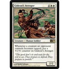 MTG core set M12 1 x 1x Gideon's Avenger x1 MINT PACK FRESH UNPLAYED 2012