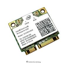 Intel 2230 Centrino b/g/n 2230 Wlan + Bluetooth 4.0 mini pci-E Combo Karte