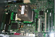 Dell PRECISION 470 MOTHER BOARD CPU  COMBO  C9316 XC838 P7996 KG052