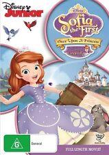 Sofia The First - Once Upon A Princess (DVD, 2013)