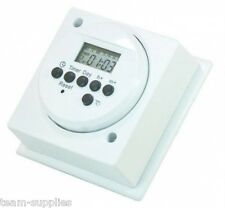 Immersion Heater Timer Switch Digital Clock Selectric