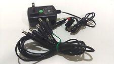 ORIGINAL LOREX 12VDC 2A  Security Camera Power Supply Adapter & 8 way Splitter