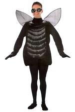 Disfraz Adulto De Mosca & Bug Gafas Para Hombre Damas insecto Elegante Halloween Nuevo