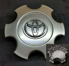 2003 - 2007 Toyota Tundra Sequoia Center Hub Cap Cover HYPER Silver Gun Metal