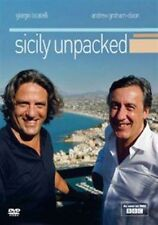 Sicily Unpacked Dvd Giorgio Locatelli Brand New & Factory Sealed