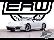 New listing  2014 Porsche 911 2dr Cabriolet Carrera