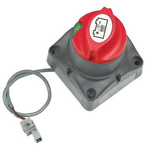 Bep Marine 17747249 Bep Remote Operated Battery Switch - 275a Cont