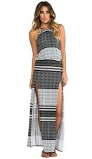Blue Life Aztec Jersey Maxi Dress Size S