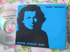 Rick Astley – Move Right Out Label: RCA Records – PD 44408 CD Single