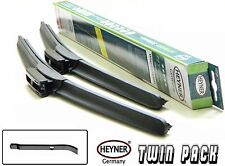 "Renault Twingo 2014-Onwards HEYNER HYBRID widnscreen wiperblades 20""14"" SET OF 2"