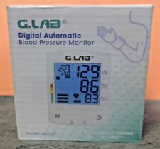 G. LAB Digital Automatic Blood Pressure Monitor (L888)