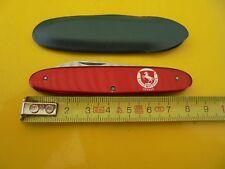 RARE couteau vintage  ELINOX WIT déposé VICTORINOX SUISSE  SWITZERLAND SWISS