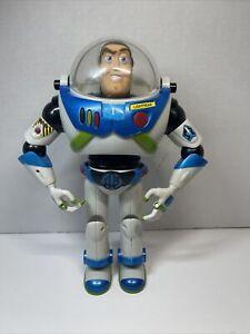"Vintage Disney/Pixar Hasbro 2001 Toy Story Buzz Lightyear RARE Utility Belt ""12"