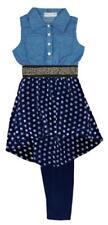 Tenues et ensembles bleus pour fille de 8 à 9 ans