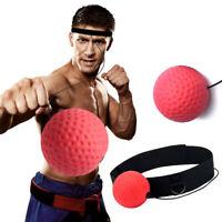 Kampf Ball Reflex Boxing Kopfband für Speed Training Punch Sport Punch Übung