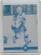 1/1 BRIAN HOLZINGER 2001 Pacific Hockey Printing Press Plate LIGHTNING / SABRES