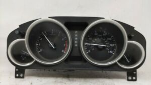 2013-2014 Mazda Cx-9 Speedometer Instrument Cluster Gauges 89956