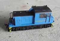 Vintage HO Scale AHM Baltimore and Ohio 5006 Switcher Locomotive