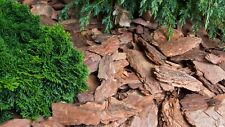 More details for wooden bark mulch chippings wood landscaping garden surfacing flower quality