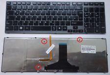 Tastatur Toshiba Qosmio X770-171 X770 X775 Light Beleuchtung Backlit Keyboard de