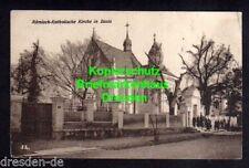 118613 AK Biala Römisch Katholische Kirche Feldpost 1916 Feldpoststation 201