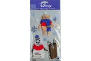 Jolee's Boutique - Winnie the Pooh & Snowman 3d Stickers  Scrapbooking and cards
