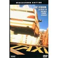 TAXI DVD ACTION MIT SAMY NACERI NEU