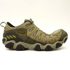 Oboz US 11 Wide Sawtooth Low Athletic Support Hiking Trail Athletic Mens Shoes