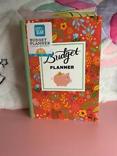 Budget Planner Financial Organizer Expense Tracker Monthly Yearly Undated