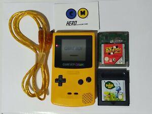 Nintendo Game boy Color Amarilla CGB-001
