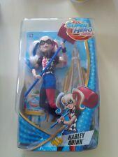 Harley quinn DC super hero girls poupée Barbie