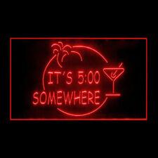 170027 Margarita Margaritas Shake Cocktails Display LED Light Sign