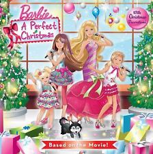 A Perfect Christmas (Barbie) (Pictureback(R)) by Tillworth, Mary, Good Book