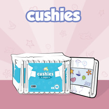 ABUniverse ABU Cushies Diapers ABDL - Pack of 10